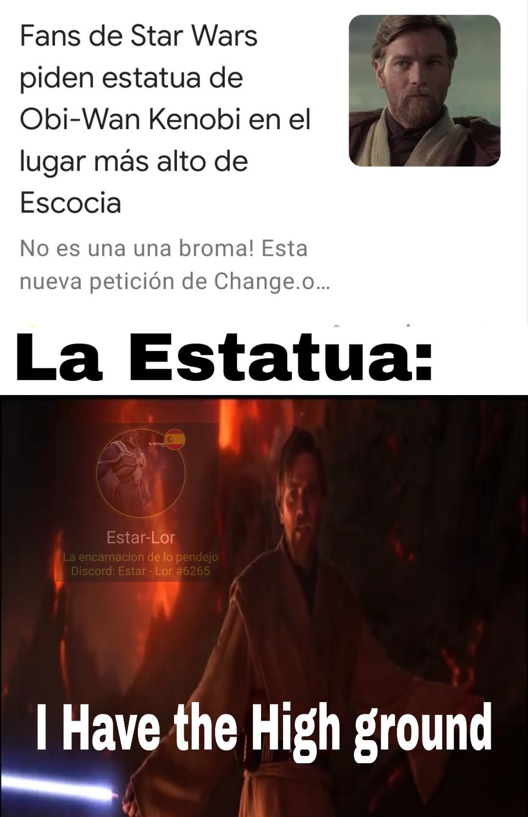 Traducción: Tengo la altura - meme