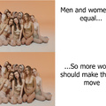 equality or equity