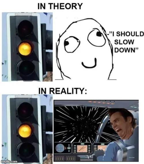 Gotta go fast!!!! - meme