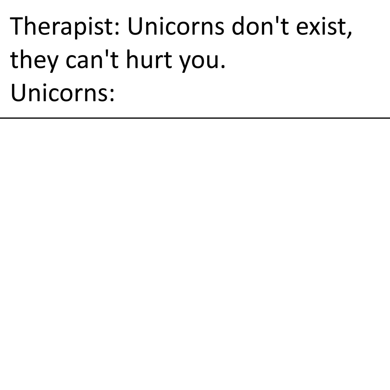 Unicorno - meme