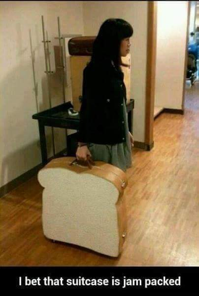 Bread < toast? - meme
