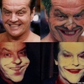 how Jack Nicholson became the joker