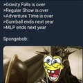 SpongeBob is never going to end