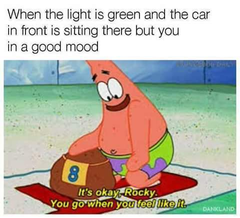 good mood whomst? - meme