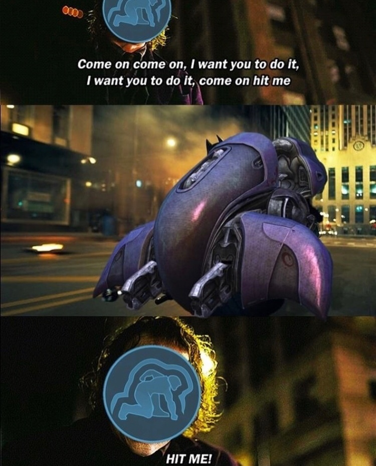 Armor lock was the worst - meme