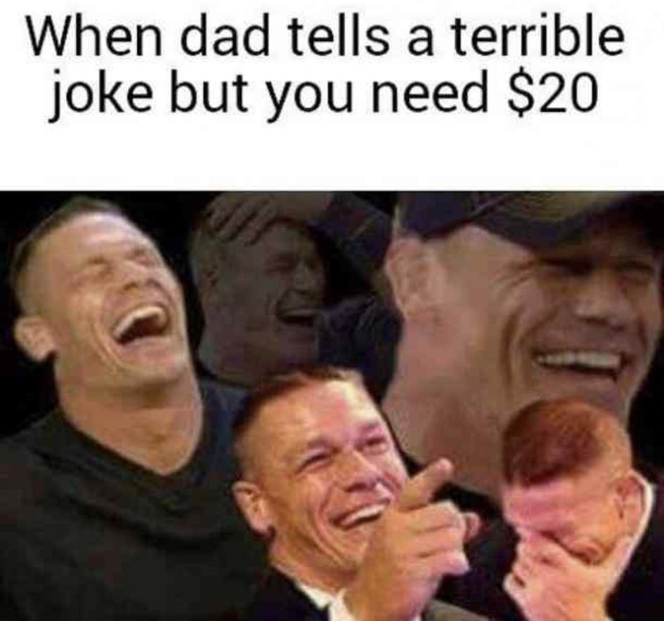I'm broke... - meme