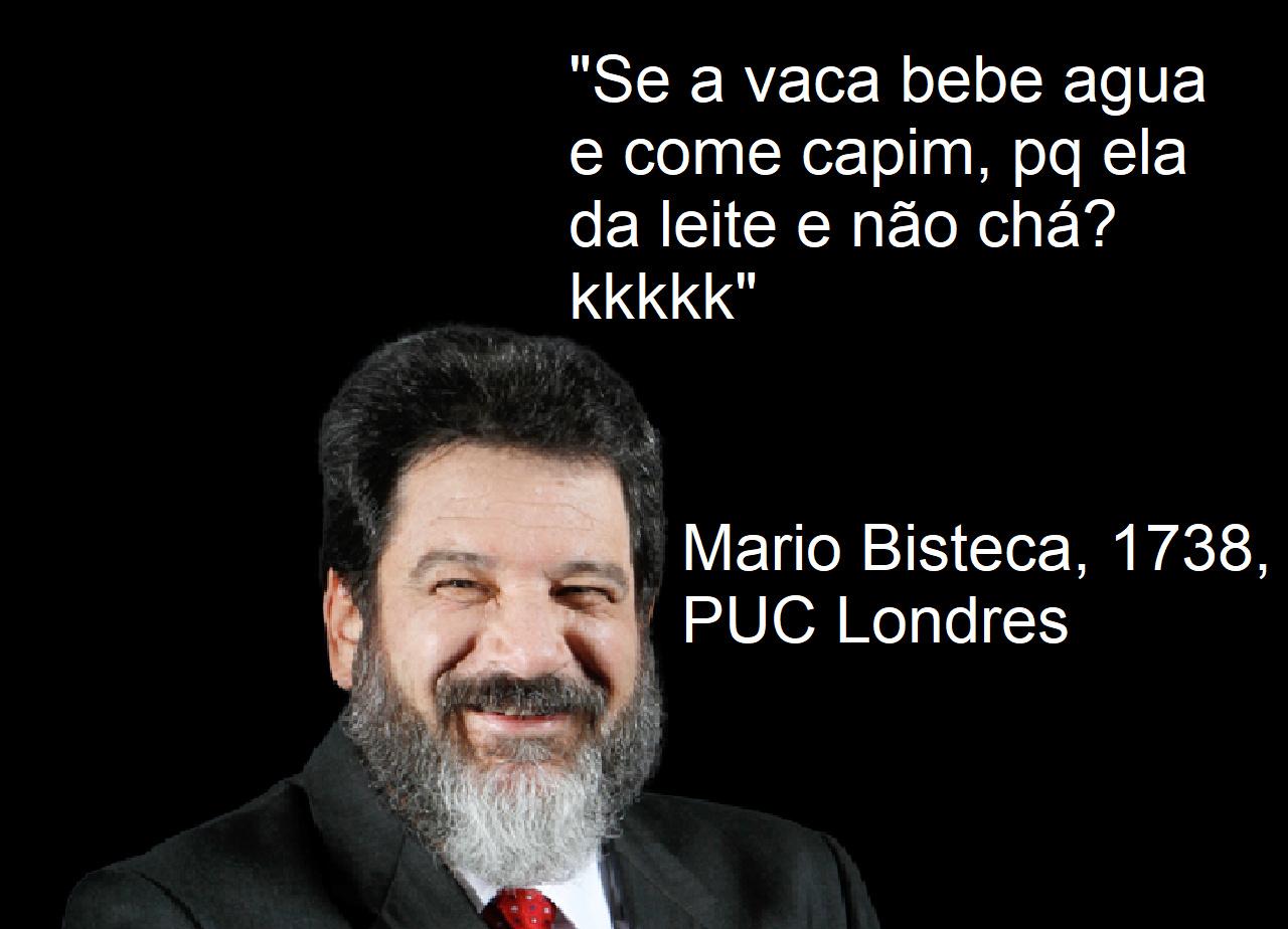 Mário Sérgio Bisteca - meme