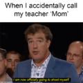 I felt that