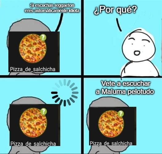 Chupapija_de_salchicha se arderá por este memazo - meme