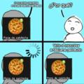 Chupapija_de_salchicha se arderá por este memazo