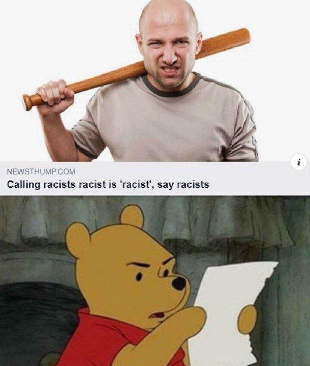 Racist shit - meme