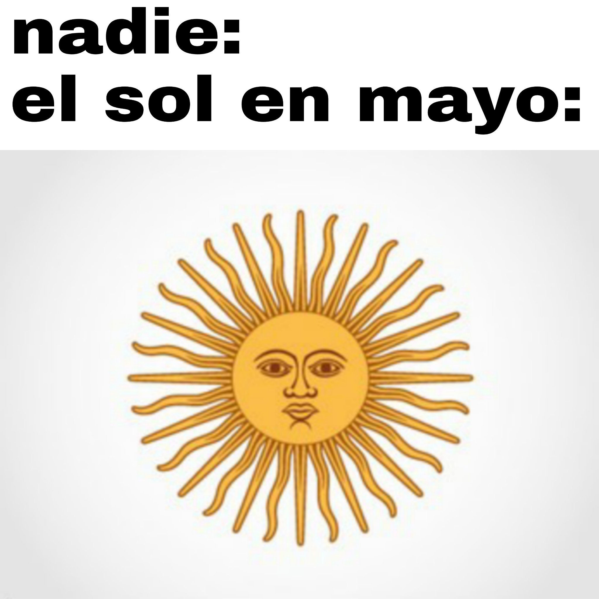 [inserte chiste de argentinos narigones] - meme