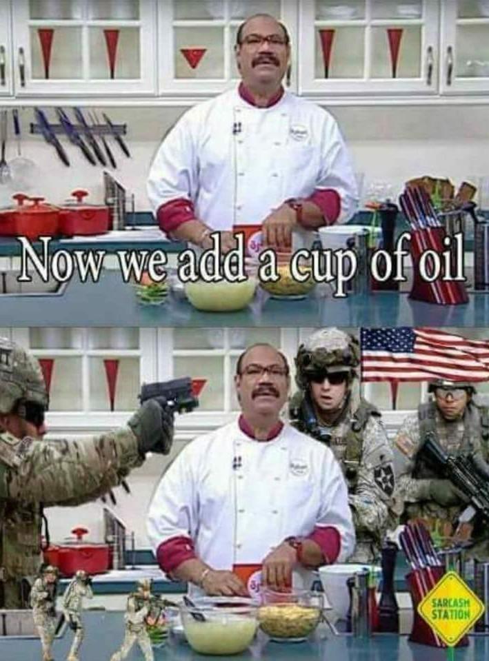 American niggas - meme