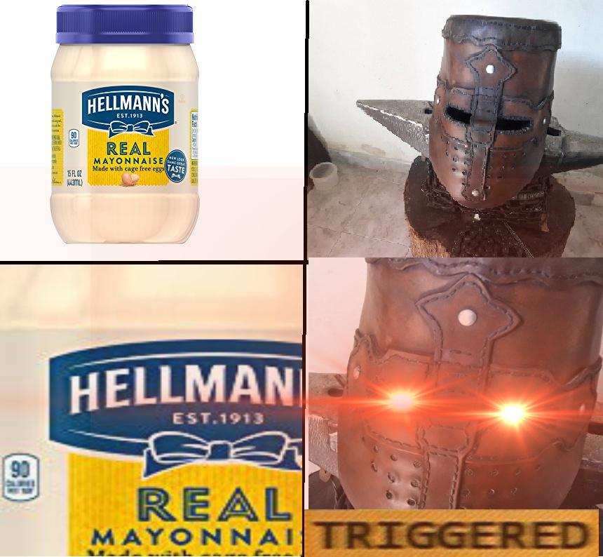 mayonesa del diablo - meme
