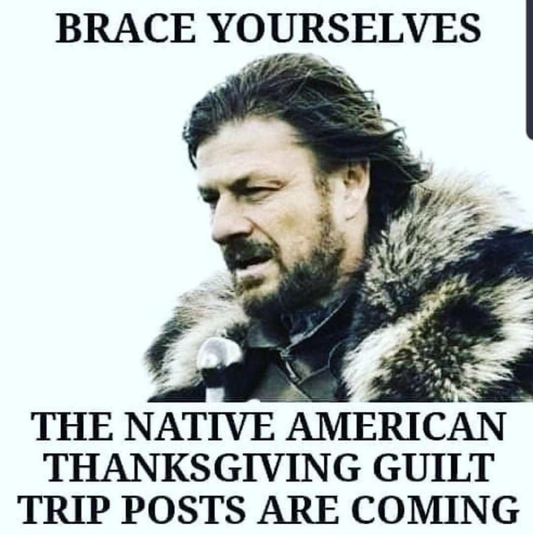 Thanksgiving - meme