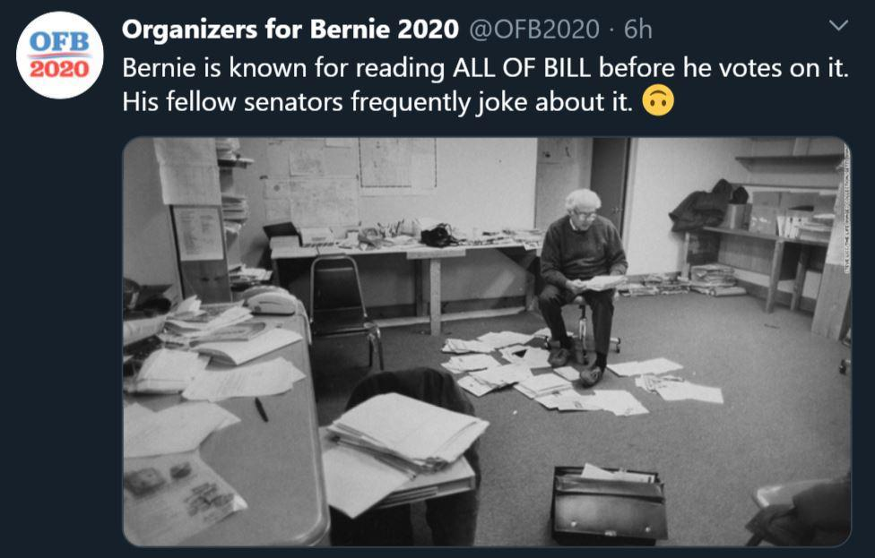 HEAVEN FORBID YOU DO YOUR JOB AS A SENATOR... - meme