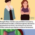 Probablemente el primer feminista del mundo y es hombre