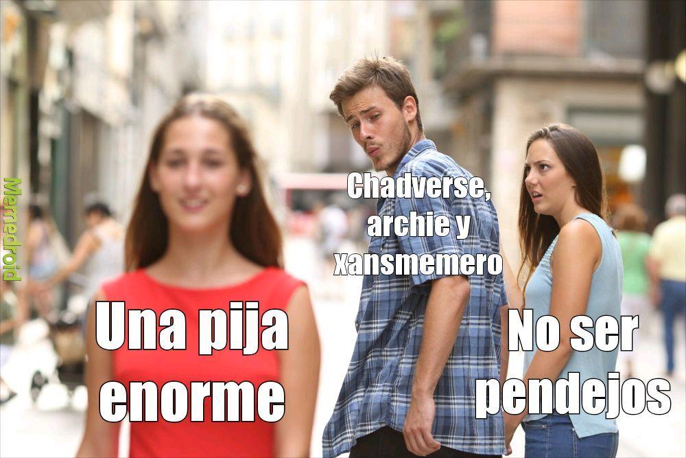 Archie puto - meme