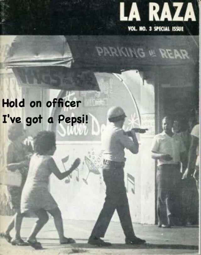 Awww, Pepsi - meme