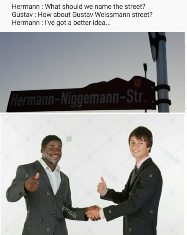 Nill kiggers - meme