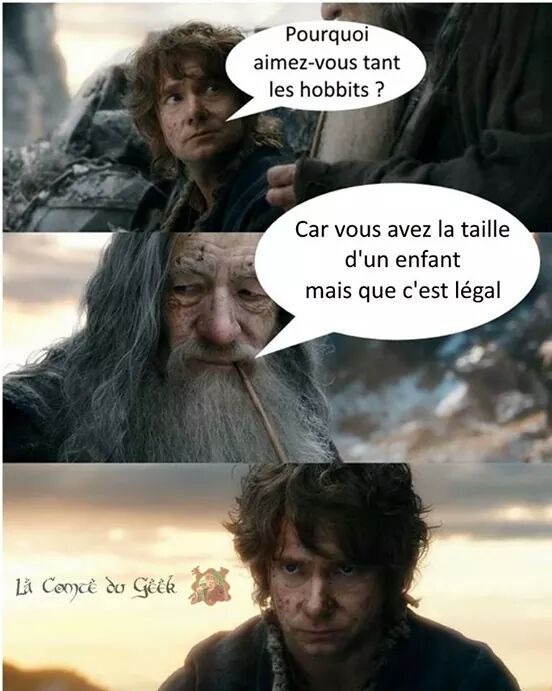 Gandalf le pedophile - meme