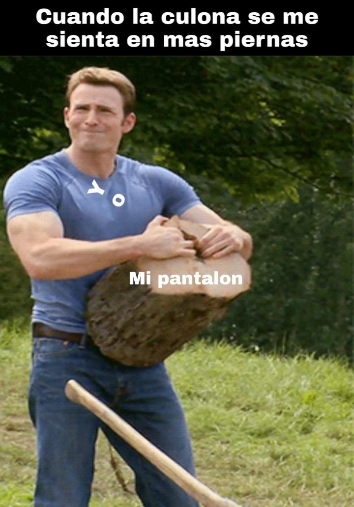 Sobre explotando la plantilla eeeehhh - meme