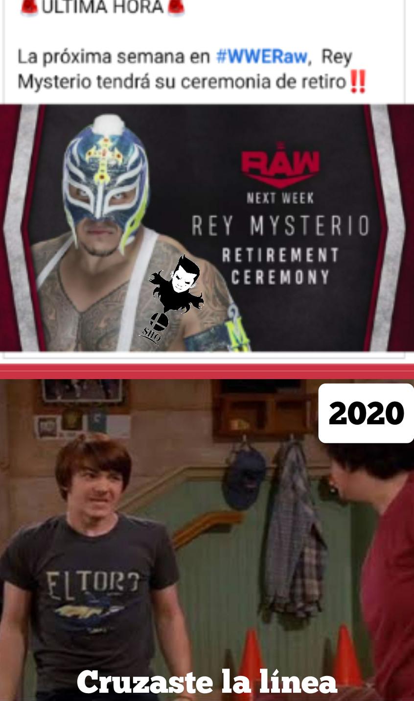 Te pasastes 2020 :'( - meme