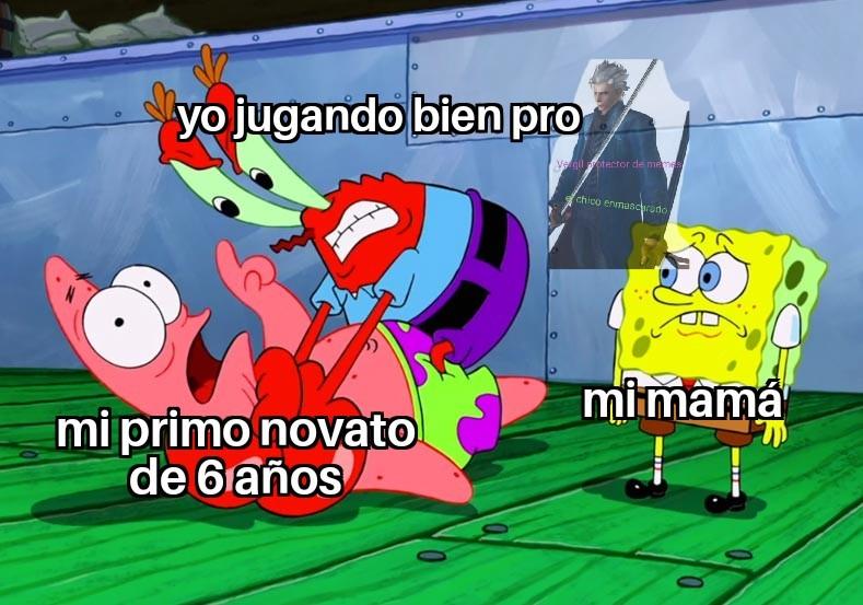 Primitos - meme