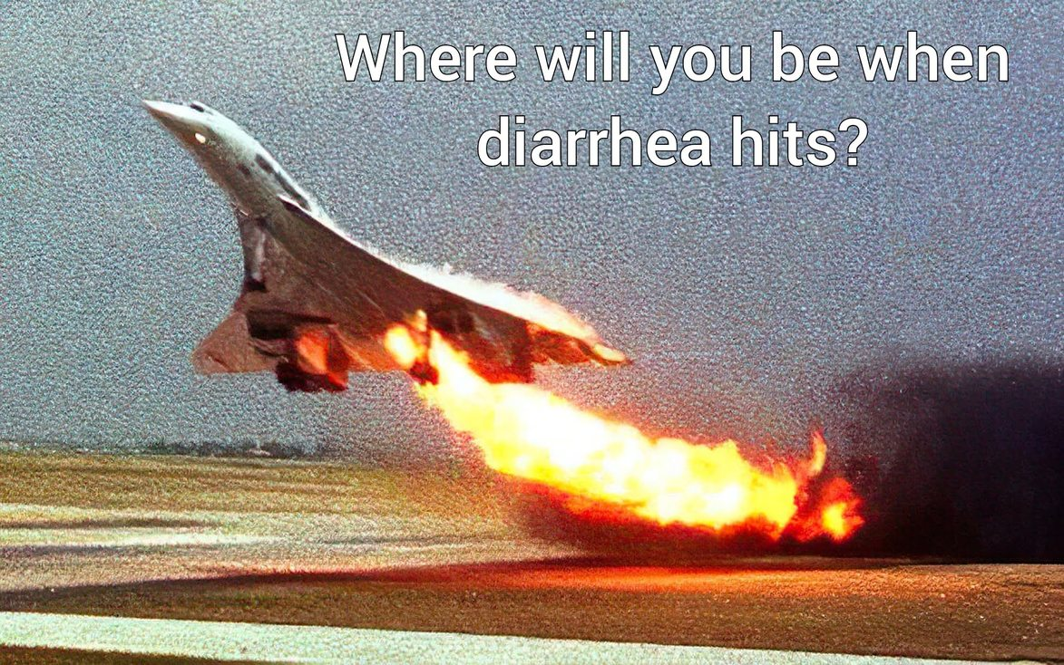 Rip Concorde - meme