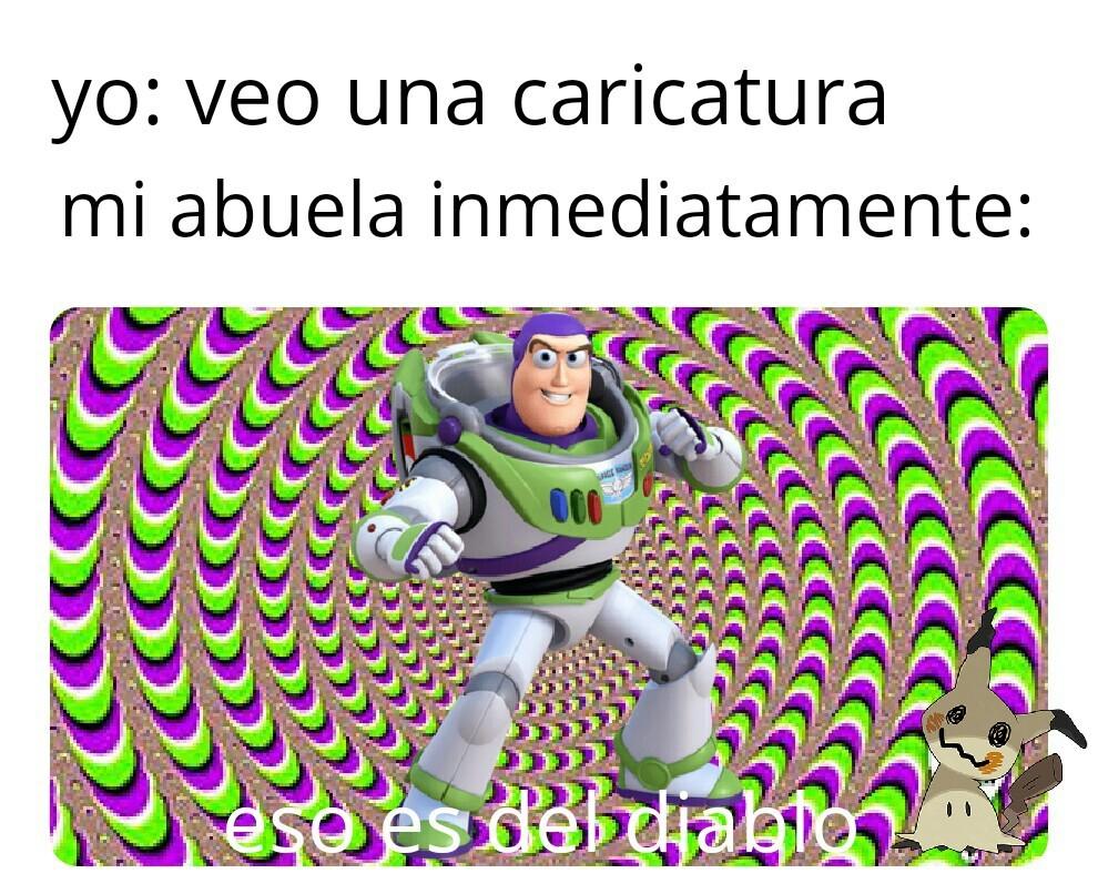 Del diabloooooo - meme