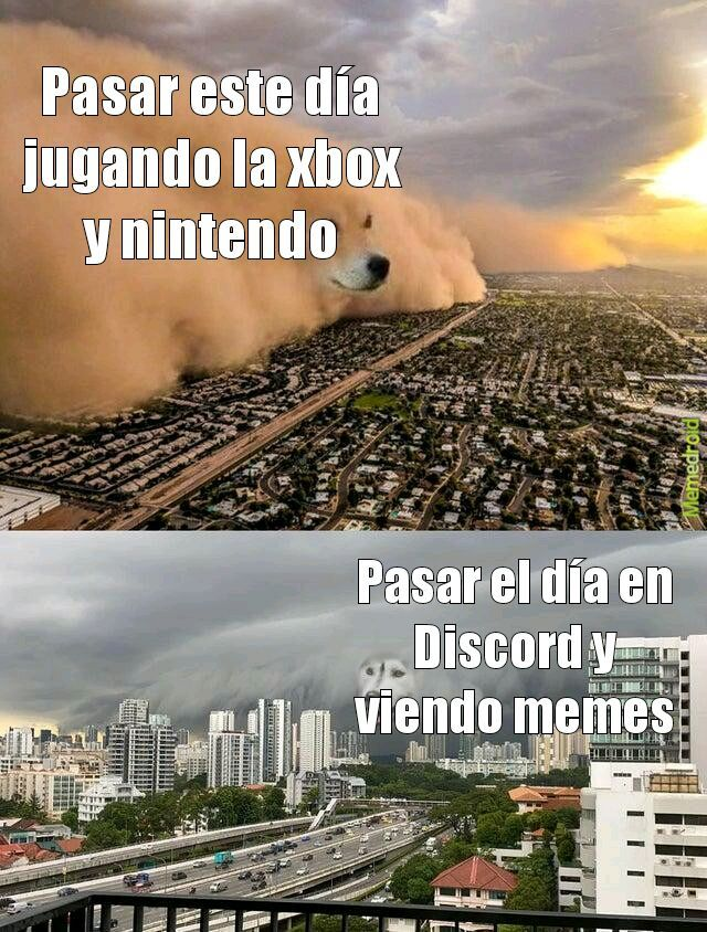 Los videojuegos le ganan - meme