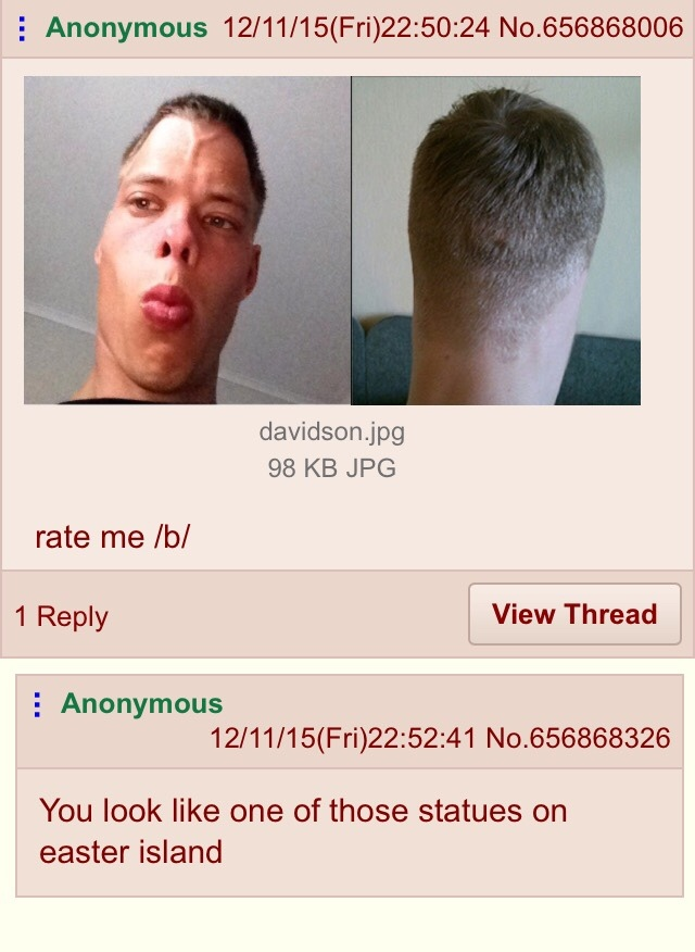 I love 4chan - meme