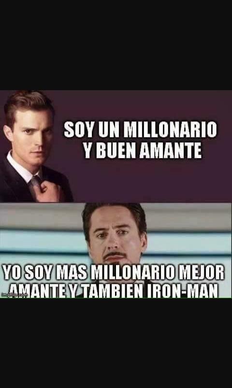 Millonario vs millonario?? - meme