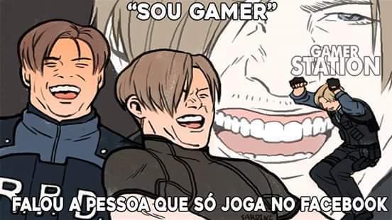 Gamer.. - meme