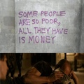 i wish i was poor