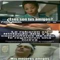 Amigos :'(
