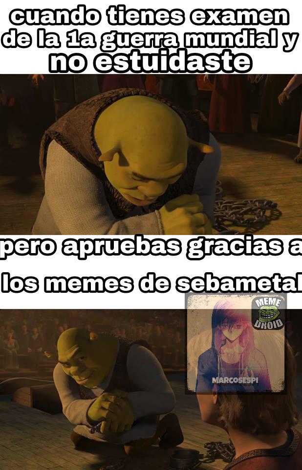 gracias negro :D - meme
