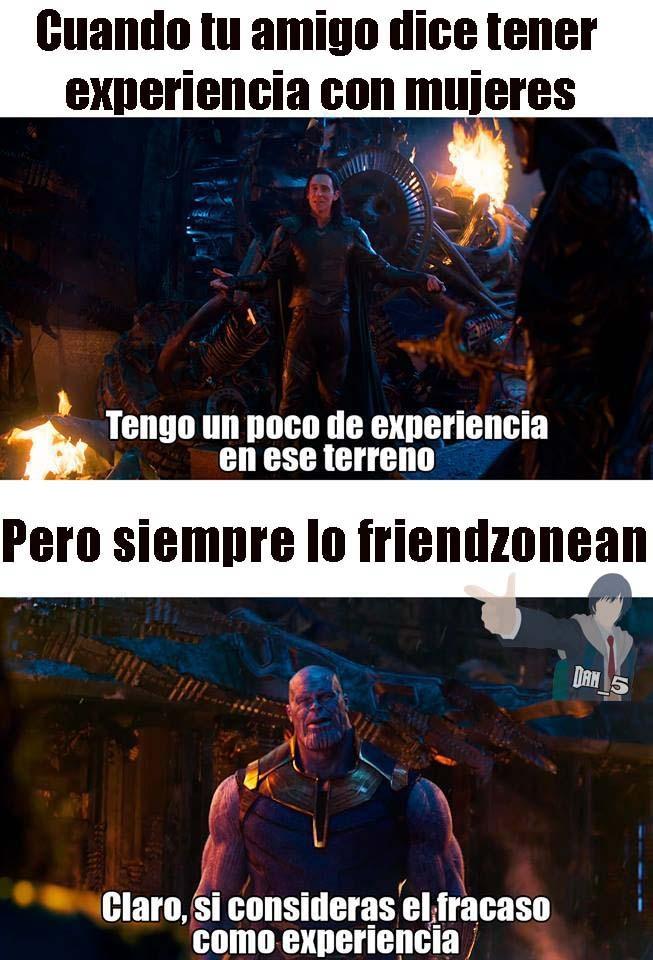 """""""Experiencia es experiencia"""" - meme"""