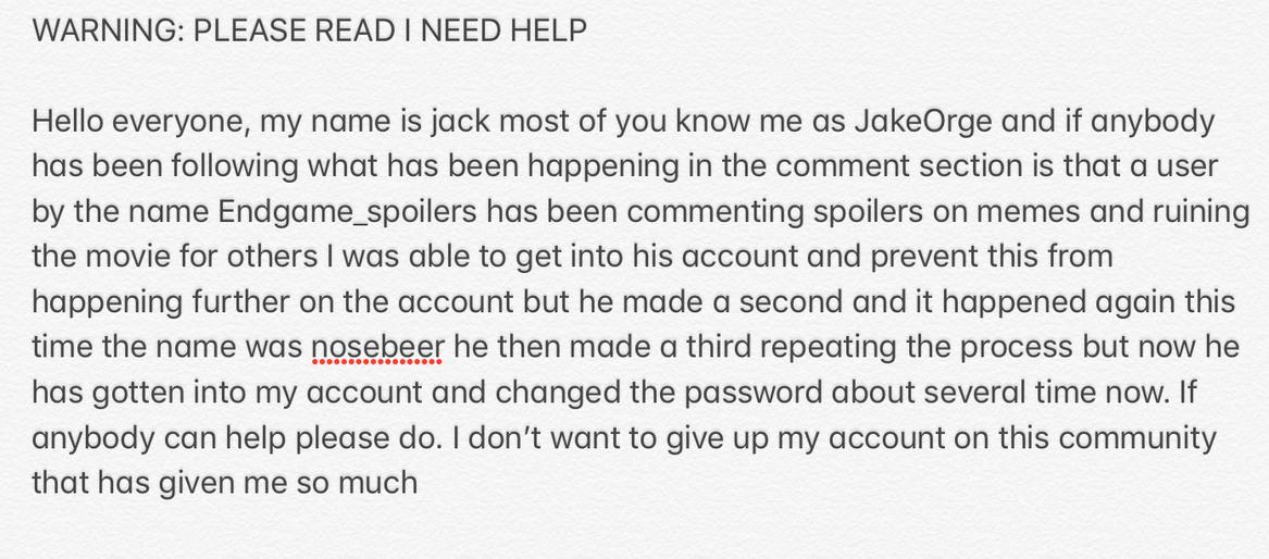 Please help - meme