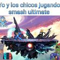 Otro meme de smash xd :happy: