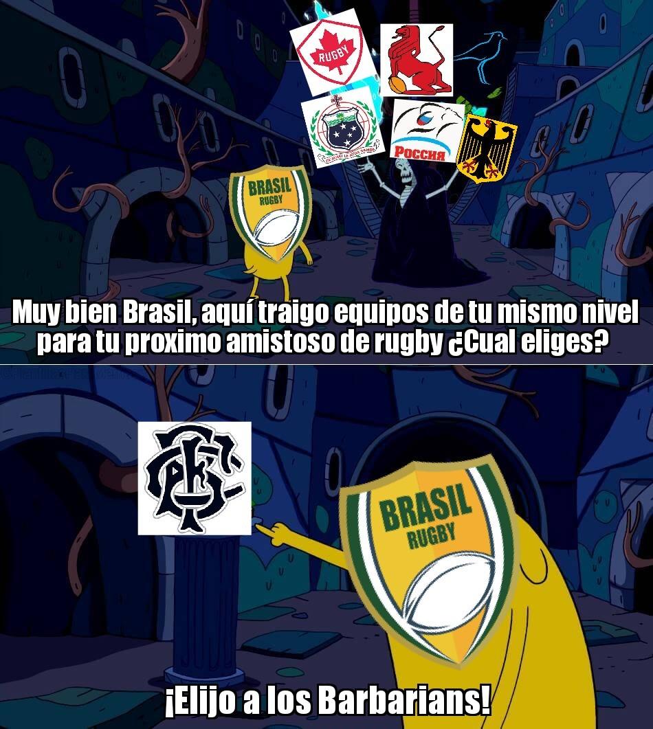 Que los memes de deportes no sean de solo fútbol