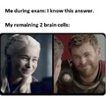 Exam issues