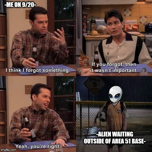 Lets be honest, no one is actually going to try rushing the base - meme