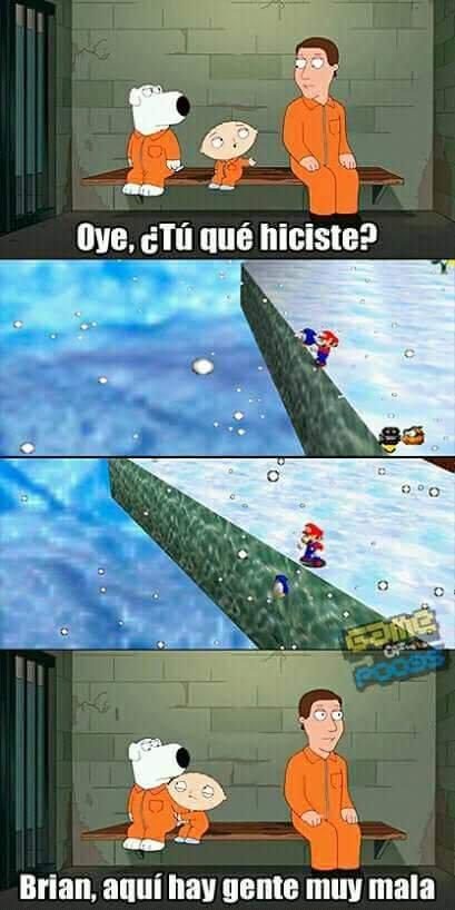 Super Mario 64 - meme