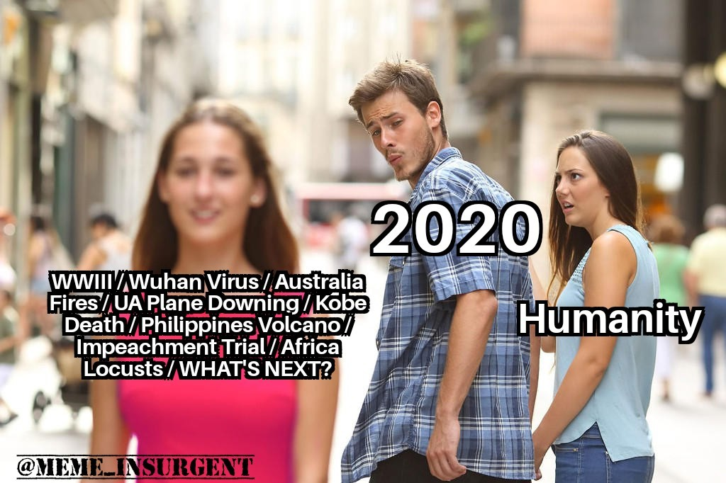 2020 So far! - meme