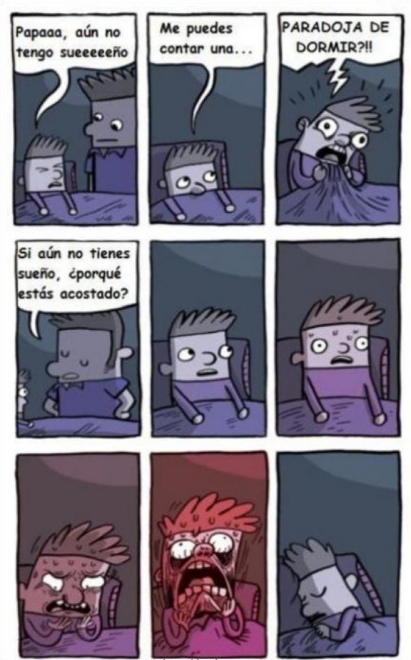 Estas preguntas no me dejan dormir en la noche - meme