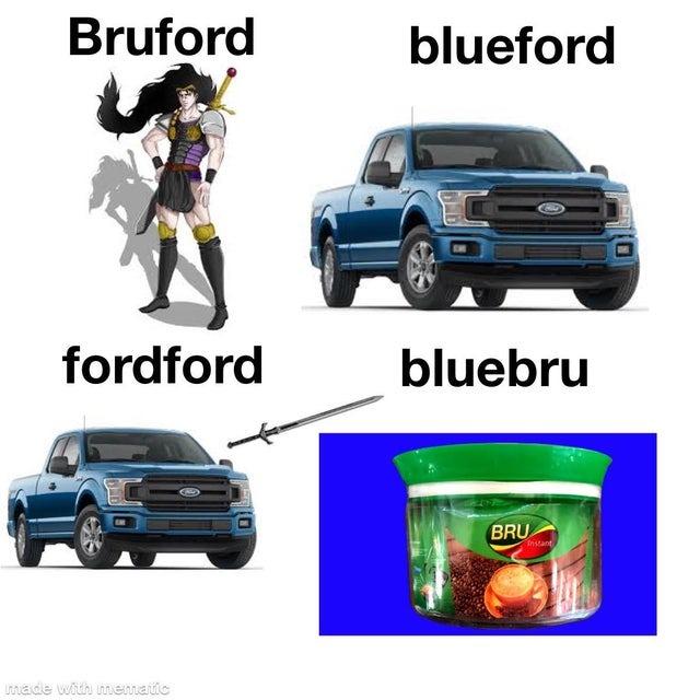 fordford - meme