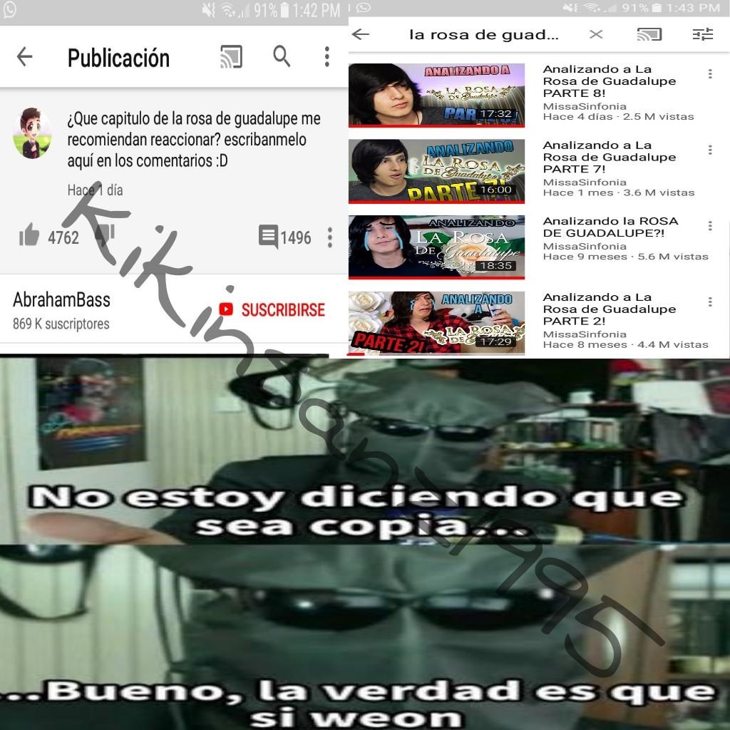 Obvio la segunda imagen es la original y la primera imagen la copia - meme