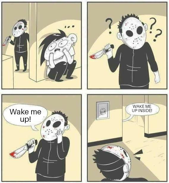Save me - meme