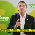 Proibir baile funk não resolve, mas o Bozonaro tem a solução!